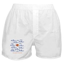 Go Against The Flow Boxer Shorts