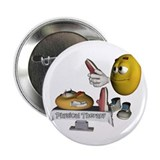 Smiley Physical Therapy 2.25&amp;quot; Button