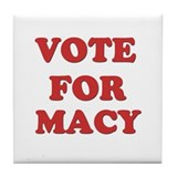 Vote for MACY Tile Coaster
