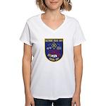 Baltimore Jail Women's V-Neck T-Shirt