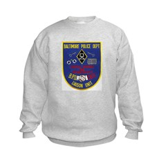 Baltimore Jail Kids Sweatshirt
