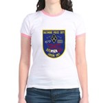 Baltimore Jail Jr. Ringer T-Shirt