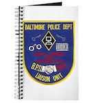 Baltimore Jail Journal