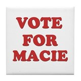 Vote for MACIE Tile Coaster