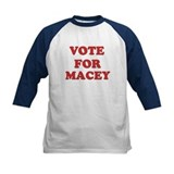 Vote for MACEY Tee