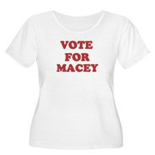 Vote for MACEY T-Shirt