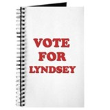 Vote for LYNDSEY Journal