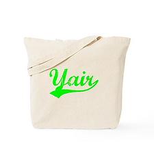 Vintage Yair (Green) Tote Bag