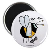 Bee Fit Magnet