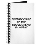 Dulcimer Superhero by Night Journal