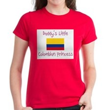 Daddy's little Colombian Princess Tee