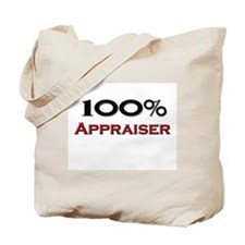 100 Percent Appraiser Tote Bag