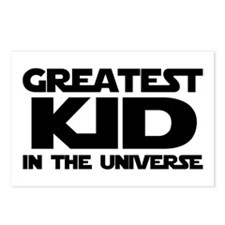 Greatest Kid Postcards (Package of 8)