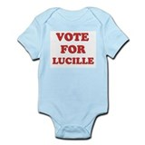 Vote for LUCILLE Infant Bodysuit