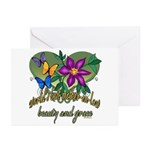 Beautiful Mother-in-law Greeting Cards (Pk of 10)