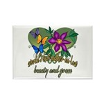 Beautiful Mother-in-law Rectangle Magnet (10 pack)
