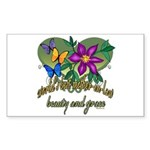 Beautiful Mother-in-law Rectangle Sticker