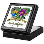 Beautiful Mother-in-law Keepsake Box