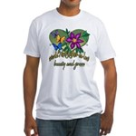 Beautiful Mother-in-law Fitted T-Shirt