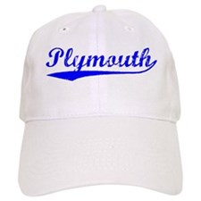 Vintage Plymouth (Blue) Baseball Cap