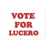 Vote for LUCERO Postcards (Package of 8)