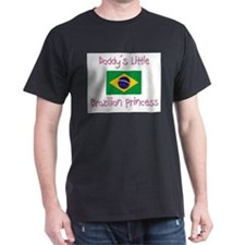 Daddy's little Brazilian Princess T-Shirt