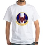 1st Specops Squadron White T-Shirt