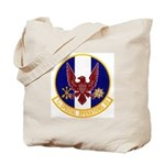 1st Specops Squadron Tote Bag