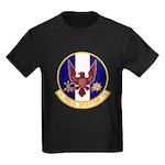 1st Specops Squadron Kids Dark T-Shirt
