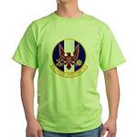 1st Specops Squadron Green T-Shirt