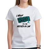 I Wear Teal 8.2 (Mother-In-Law) Tee