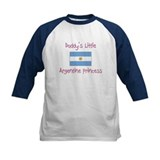 Daddy's little Argentine Princess Tee