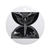 Faust 24 Ornament (Round)