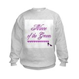 Niece of the Groom Sweatshirt