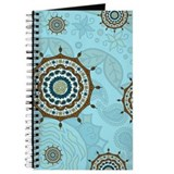 Mehndi Fantasy Copper Journal