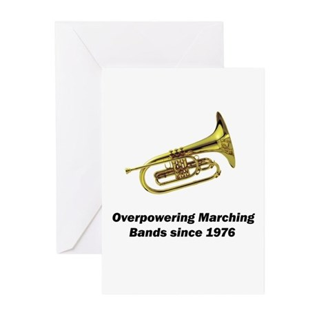 Mellophone Greeting Cards (Pk of 20)