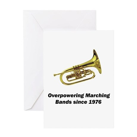 Mellophone Greeting Card