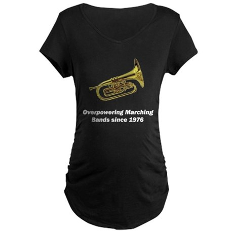 Mellophone Maternity Dark T-Shirt
