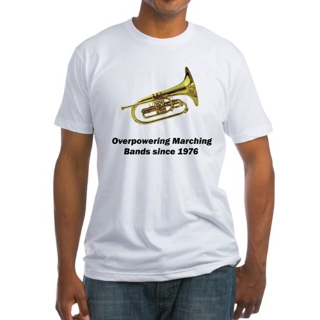 Mellophone Fitted T-Shirt