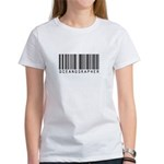 Oceanographer Barcode Women's T-Shirt