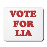 Vote for LIA Mousepad