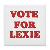 Vote for LEXIE Tile Coaster