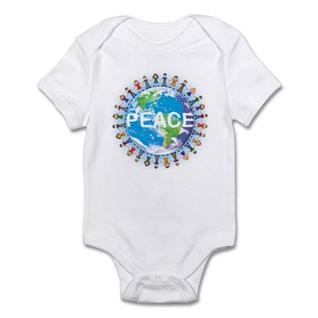 World Peace Infant Creeper