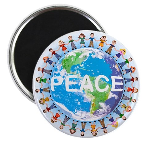 Peace Magnet ( Makes a great Stocking Stuffer! )