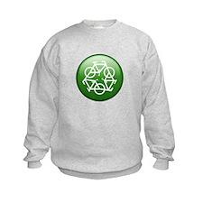Recycle Bicycle Sweatshirt