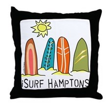 iSurf Hamptons Throw Pillow