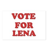 Vote for LENA Postcards (Package of 8)