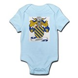 Anaya Family Crest Infant Creeper