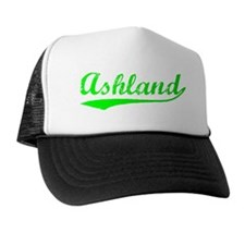 Vintage Ashland (Green) Trucker Hat