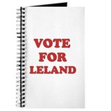 Vote for LELAND Journal